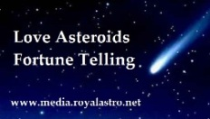 love asteroids fortune telling